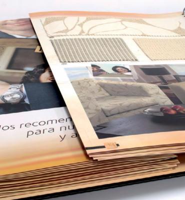 Innovación en la imprenta, la diferenciación, calidad y acabados.